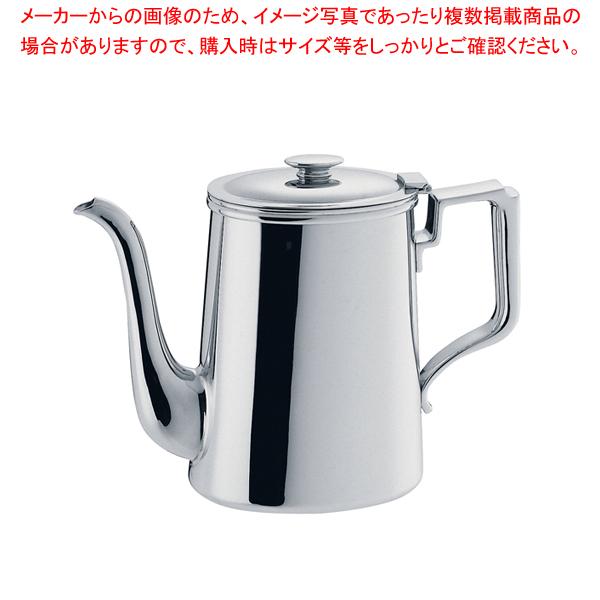 SW18-8小判型コーヒーポット 2人用【 コーヒーポット 】 【メイチョー】