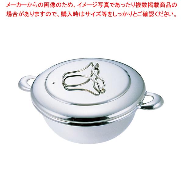 プロデンジ しゃぶしゃぶ鍋 23cm【 料理宴会用 シャブシャブ鍋 】 【メイチョー】