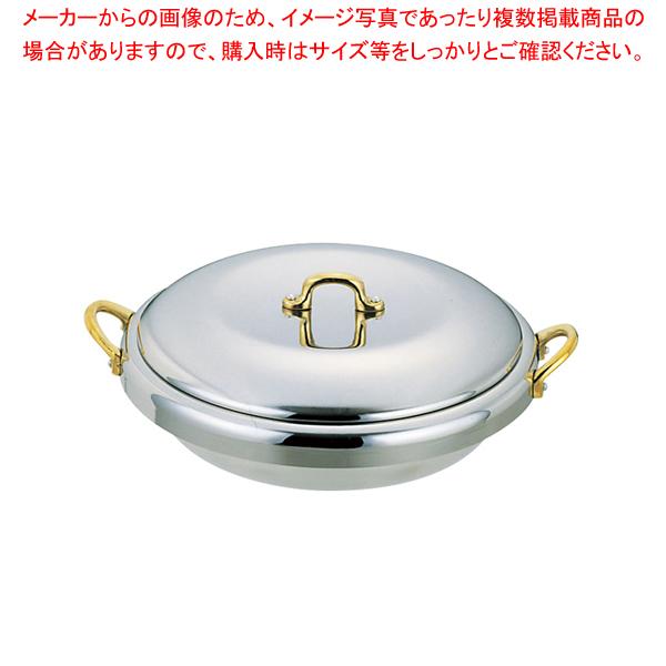 MA 18-0DXチリ鍋 24cm【 料理宴会用 ちり鍋 】 【メイチョー】