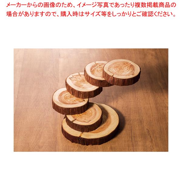 6-1891-0801 ログプレート 【メイチョー】<br>【メーカー直送/代引不可】