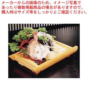 桧 舟型盛台 特大【 和食 懐石 】 【メイチョー】