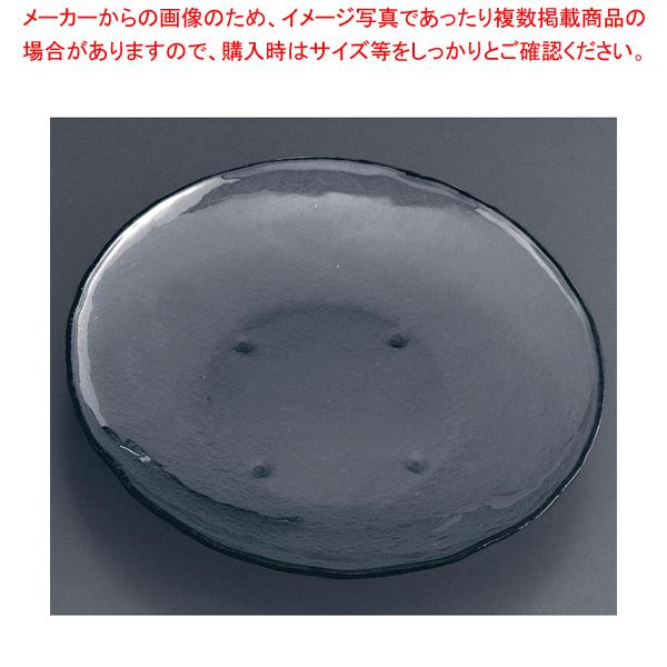 タイガーグラス ラウンドディーププラター 022-033-02 グレー 【メイチョー】