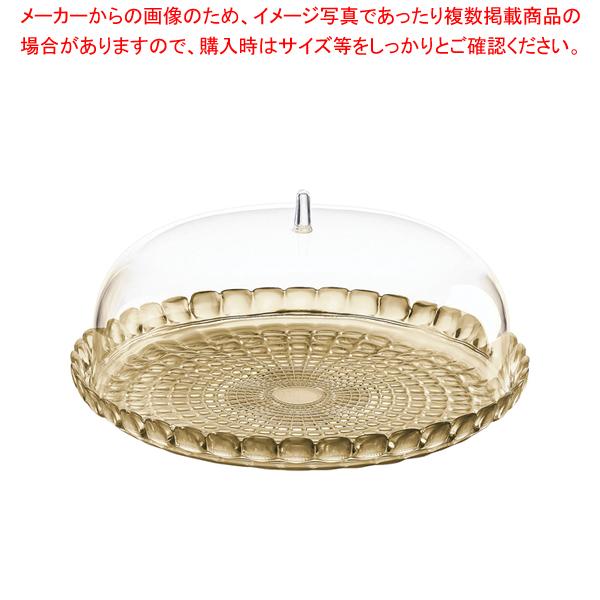 ティファニー ケーキドーム L 1995.0039 サンド 【メイチョー】