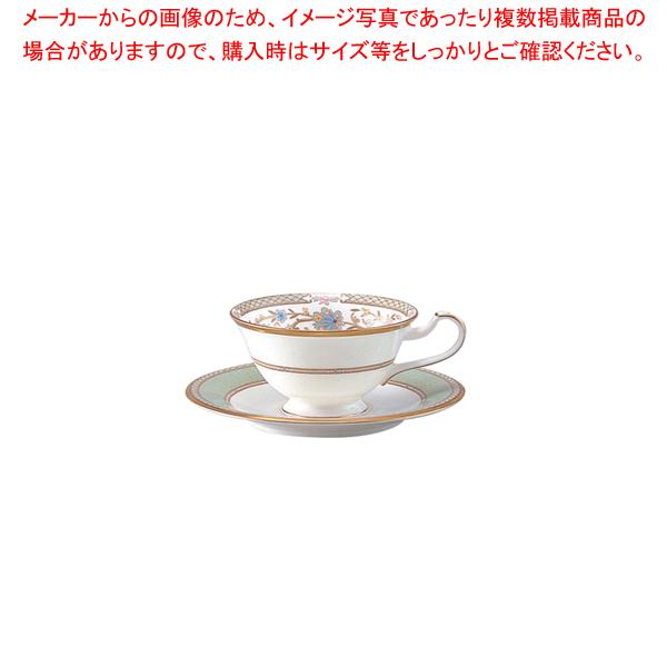 ボーンチャイナ T・コーヒー碗皿 1客入 Y59587/9983 【メイチョー】