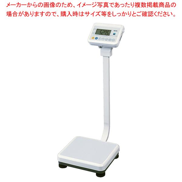 精密体重計 WB-150(ポールタイプ)【 メーカー直送/代引不可 】 【メイチョー】