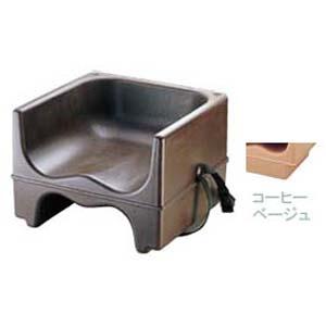 キャンブロブースターシート ストラップ付 200BCS コーヒーベージュ【メイチョー】【家具 子供用椅子 ベビーチェア 】