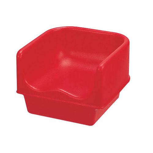 キャンブロ ブースターシート 200BC ホットレッド【 家具 子供用椅子 ベビーチェア 】 【メイチョー】