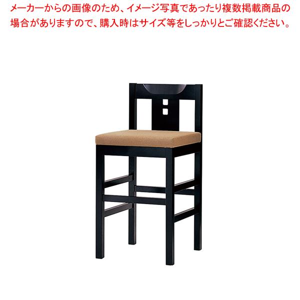 和風カウンター椅子 TTKK-YZC-B 【メイチョー】