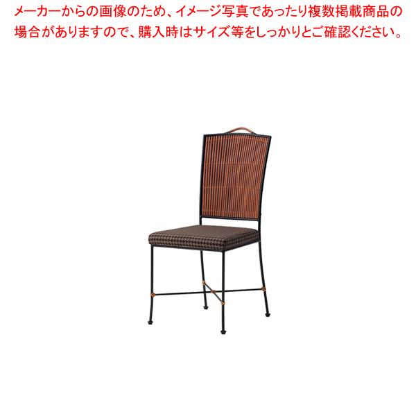 レストランチェア TTKK-KWL 【メイチョー】