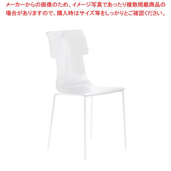 グッチーニ チェアー 6006.4211 ホワイト 【メイチョー】