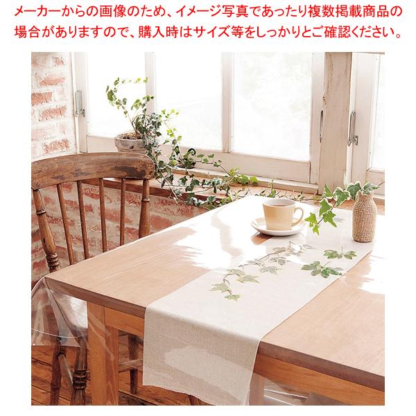 ハイブリッド透明テーブルクロス 0.45mm厚 HCR45130 【メイチョー】
