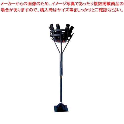 招きかがり火 KS-102 ガス用 LPガス【 メーカー直送/代引不可 】 【メイチョー】