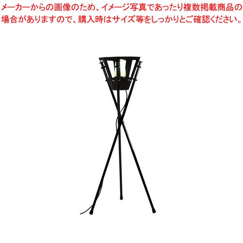演出用かがり火 松明 (2台1組) 専用ろうそく式 SX-001 【メイチョー】