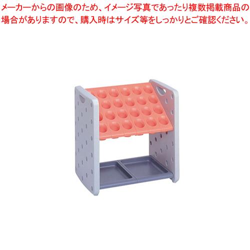 アーバンピットK K24(24本立) オレンジ【 メーカー直送/代引不可 】 【メイチョー】