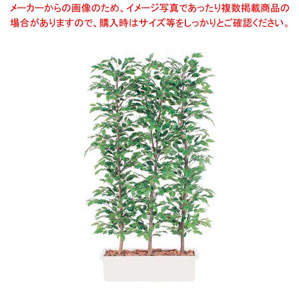 SG ベンジャミナパーテーション E21037 1.8m【 人工樹木 作り物 】【 店舗備品 造花 造木 】 【メイチョー】