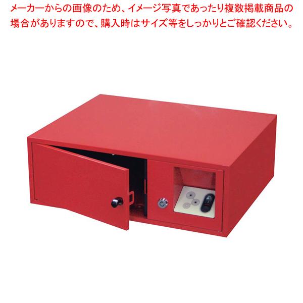 指紋認証装置付 書類保管キャビネット パーソナル1 蔵【 メーカー直送/代引不可 】 【メイチョー】