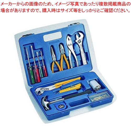 工具セット TTS-500【 店舗備品 日曜大工 工具 】 【メイチョー】