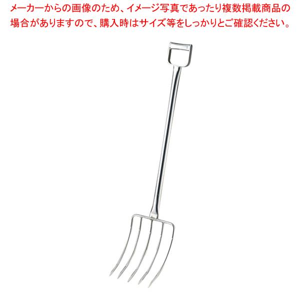 18-8桃印フォーク 【メイチョー】