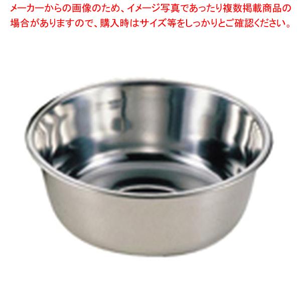 18-0洗桶 60cm 【メイチョー】