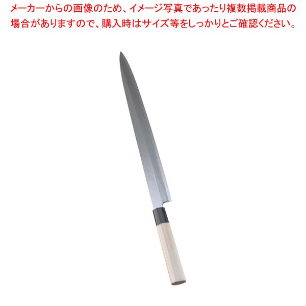 堺實光 上作 刺身(片刃) 39cm 17557【メイチョー】【和包丁 柳刃 正夫】