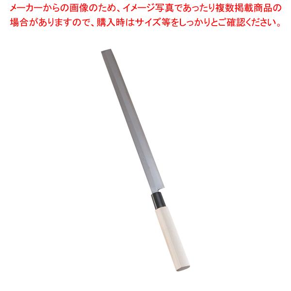 堺實光 特製霞 蛸引(片刃) 30cm 34415 【メイチョー】