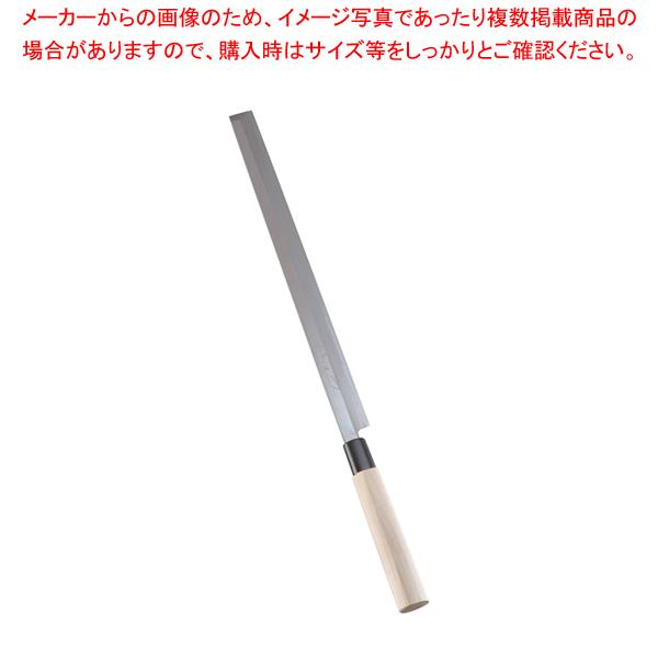 堺實光 特製霞 蛸引(片刃) 33cm 34416 【メイチョー】