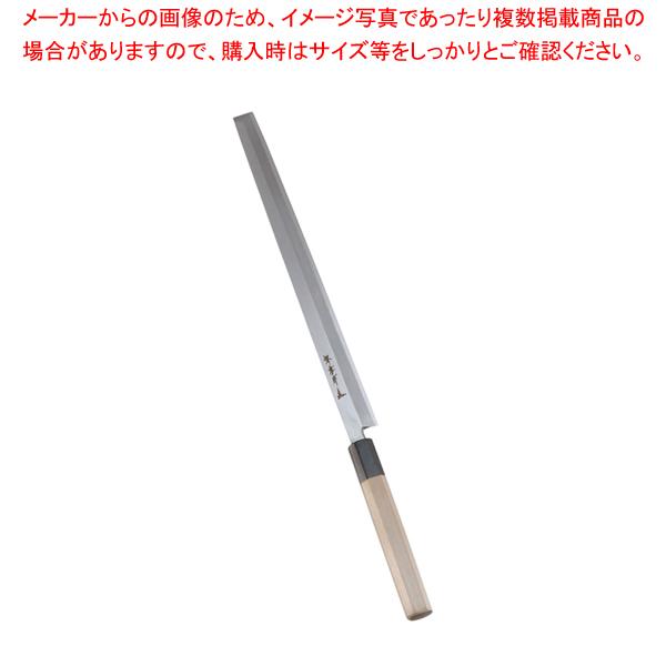 堺孝行 シェフ和庖丁 銀三鋼 蛸引 30cm 【メイチョー】