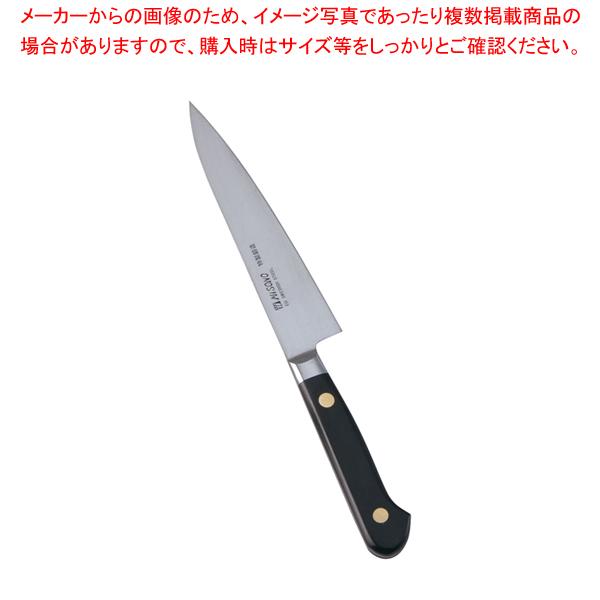 ミソノ・スウェーデン鋼 ペティーナイフ No.132 13cm 【メイチョー】