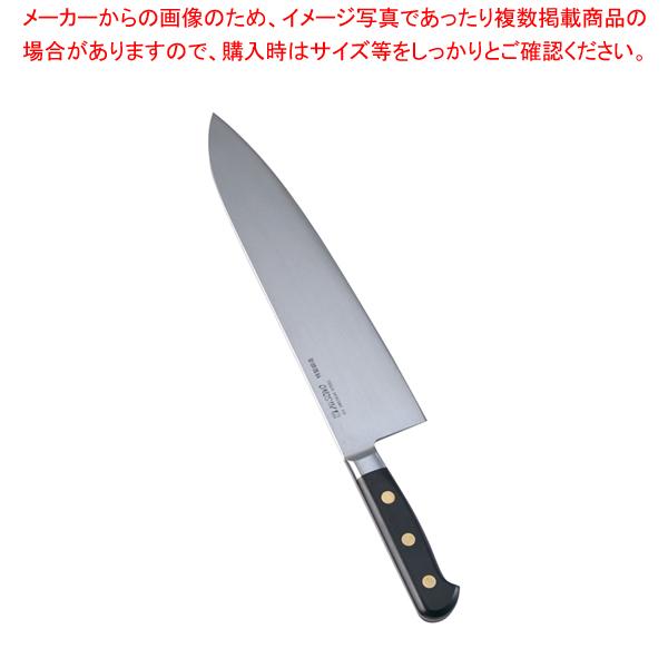 ミソノ・スウェーデン鋼 洋出刃 No.153 27cm 【メイチョー】