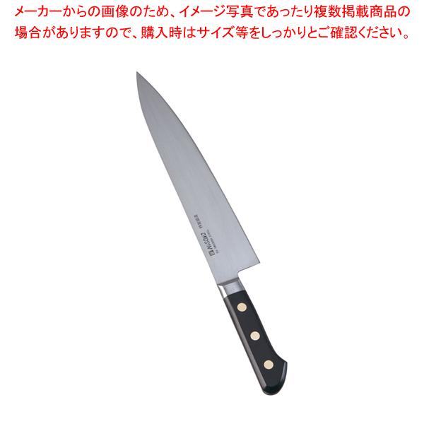 ミソノ・スウェーデン鋼 牛刀 No.113 24cm 【メイチョー】