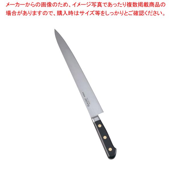 ミソノ・スウェーデン鋼 筋引 No.123 30cm 【メイチョー】