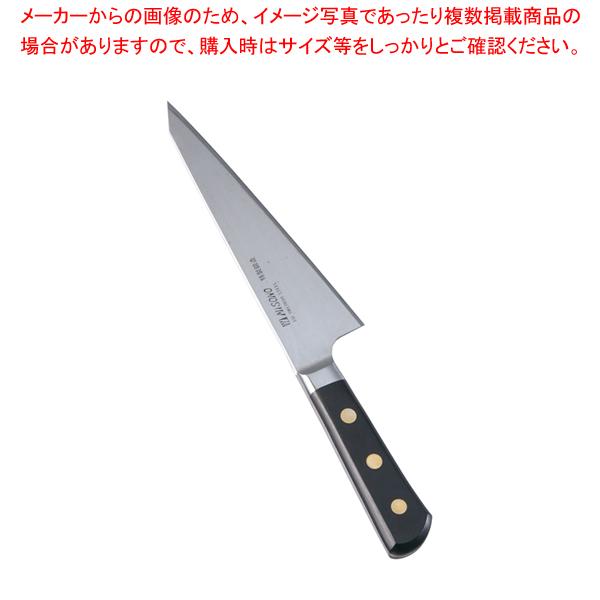 ミソノ・スウェーデン鋼 ガラスキ No.146 18cm 【メイチョー】