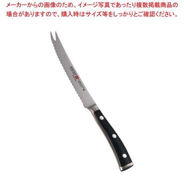 クラッシックアイコン トマトナイフ 4136 14cm【メイチョー】【野菜 食品細工用品 】