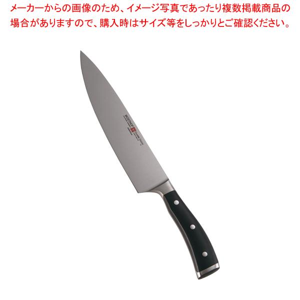 クラッシックアイコン 牛刀 4596-23 23cm【 野菜 食品細工用品 】 【メイチョー】
