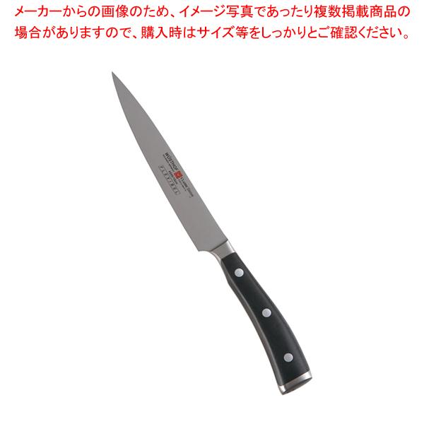 クラッシックアイコン フィレットナイフ 4556 16cm【 野菜 食品細工用品 】 【メイチョー】