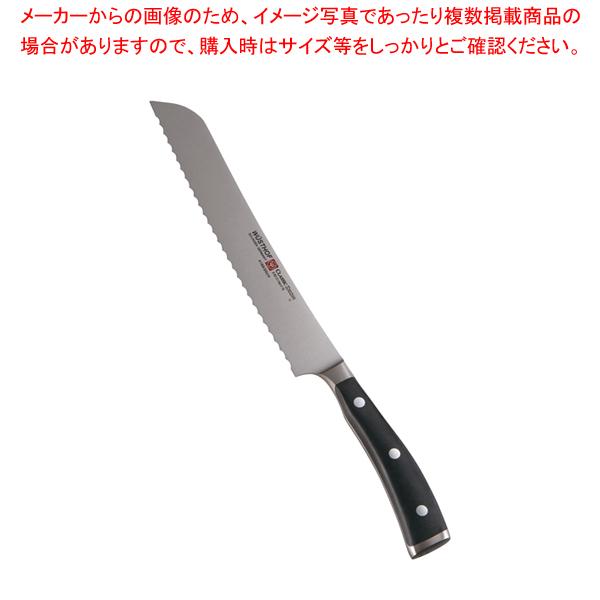 クラッシックアイコン ブレッドナイフ 4166-20 20cm【 野菜 食品細工用品 】 【メイチョー】