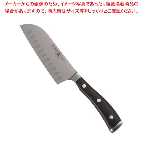 ヴォストフ アイコン 三徳庖丁(筋入) 4972 14cm【メイチョー】【野菜 食品細工用品 】