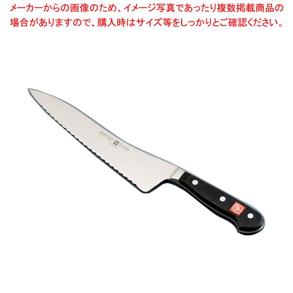 ヴォストフ クラッシック ブレッドナイフ 4128 20cm 【メイチョー】