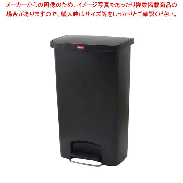 トラスト ステップオンコンテナ ワイド 1305 ブラック 【メイチョー】