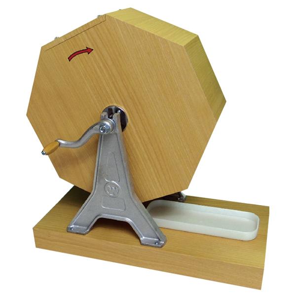 シンプル木製抽選器 2500球用 【メイチョー】