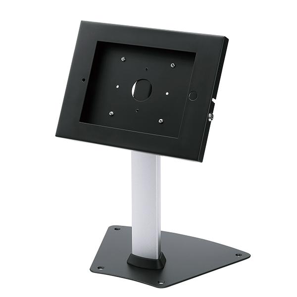セキュリティボックス付きiPadスタンドTM-15 【メイチョー】