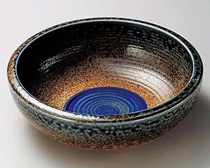和食器 ホ252-036 藍流8.0鉢