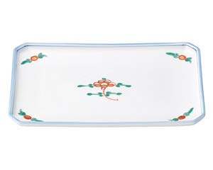 【まとめ買い10個セット品】和食器 ア478-637 錦宝来 焼物皿【キャンセル/返品不可】【開業プロ】