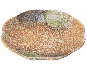 【まとめ買い10個セット品】和食器 ト472-637 二色吹 花型7.0皿【キャンセル/返品不可】【開業プロ】