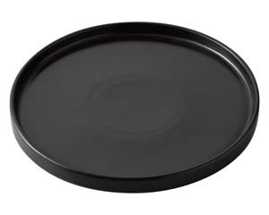 【まとめ買い10個セット品】ラ545-577 TUBE BLACK プレートL【キャンセル/返品不可】【開業プロ】