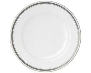 【まとめ買い10個セット品】ヤ579-027 シルバーリッチ 10吋ディナー皿【キャンセル/返品不可】【開業プロ】