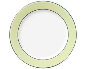 【まとめ買い10個セット品】ツ576-547 グリーンセラム 10吋ディナー皿【キャンセル/返品不可】【開業プロ】
