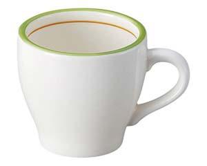 【まとめ買い10個セット品】カ591-697 コーヒー碗 【キャンセル/返品不可】【開業プロ】