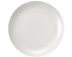 【まとめ買い10個セット品】和食器 カ653-026A 12吋丸皿 【キャンセル/返品不可】【開業プロ】