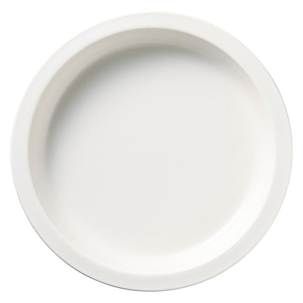 和食器 イ593-117 ガストロノームパン(UAE) 丸型深L白 【メイチョー】